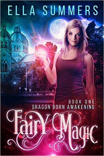 Ella Summers Fairy Magic cover